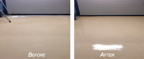 Rubber Flooring Floor Coating