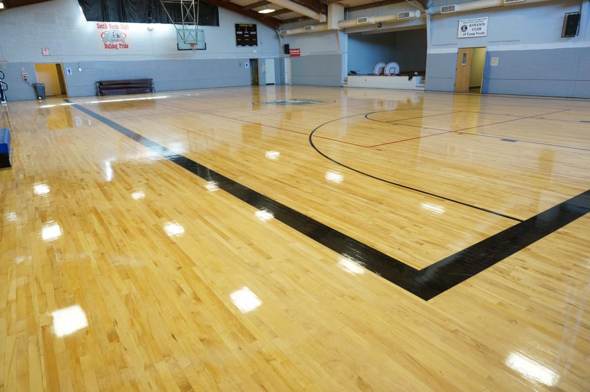 Wood Gym Flooring Alyssamyers